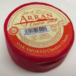 Isle of Arran Oak Smoked Cheddar
